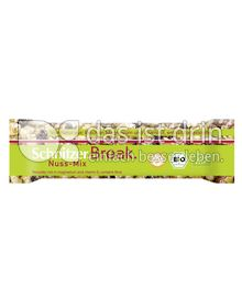 Produktabbildung: Schnitzer glutenfrei Bio Break Nuss-Mix 40 g