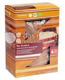 Produktabbildung: Schnitzer glutenfrei Bio Rustico 500 g