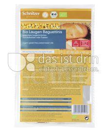 Produktabbildung: Schnitzer glutenfrei Bio Laugen Baguettinis 250 g