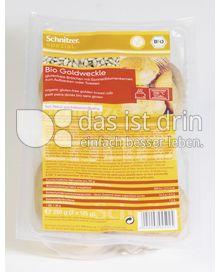 Produktabbildung: Schnitzer glutenfrei Bio Goldweckle 250 g