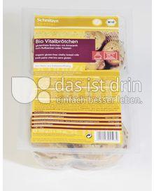 Produktabbildung: Schnitzer glutenfrei Bio Vitalbrötchen 250 g