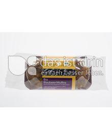 Produktabbildung: Schnitzer glutenfrei Bio Blaubeer Muffins 140 g