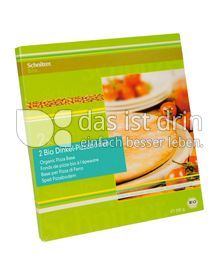 Produktabbildung: Schnitzer bio Bio rustikaler Dinkel-Pizzaboden 300 g