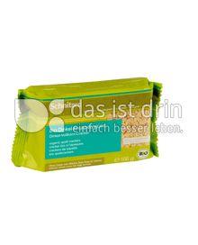 Produktabbildung: Schnitzer bio Bio Dinkel-Knusperpause 100 g