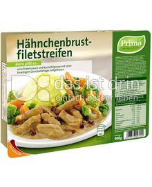 Produktabbildung: Prima Menü Hähnchenbrustfiletstreifen 400 g