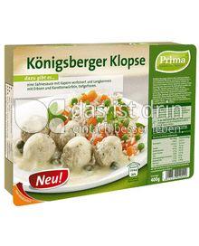 Produktabbildung: Prima Menü Königsberger Klopse 400 g