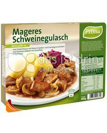Produktabbildung: Prima Menü Mageres Schweinegulasch 400 g