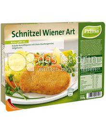 Produktabbildung: Prima Menü Schnitzel Wiener Art 350 g