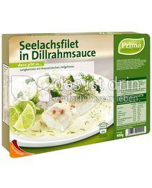Produktabbildung: Prima Menü Seelachsefilet 400 g