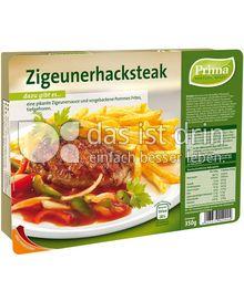 Produktabbildung: Prima Menü Zigeunerhacksteak 350 g