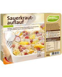Produktabbildung: Prima Menü Sauerkraufauflauf 400 g