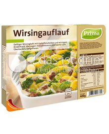 Produktabbildung: Prima Menü Spargelauflauf 400 g