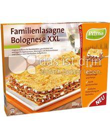 Produktabbildung: Prima Menü Familienlasagne Bolognese XXL 2000 g