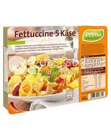 Produktabbildung: Prima Menü Fettuccine 5 Käse 400 g