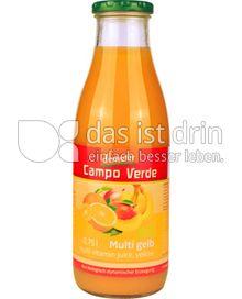 Produktabbildung: Campo Verde Bio Multi gelb 0,75 l