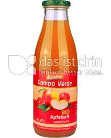 Produktabbildung: Campo Verde Bio Apfelsaft, naturtrüb 0,75 l