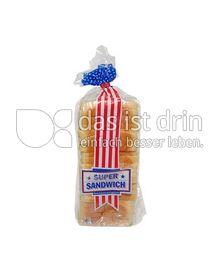Produktabbildung: Super Sandwich Toast 750 g