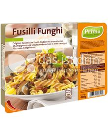 Produktabbildung: Prima Menü Fusilli Funghi 400 g