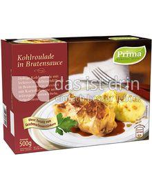 Produktabbildung: Prima Menü Kohlroulade in Bratensauce 500 g