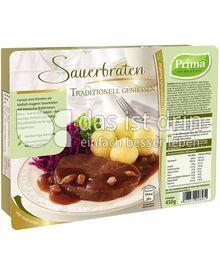 Produktabbildung: Prima Menü Sauerbraten 450 g