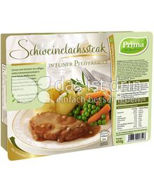 Produktabbildung: Prima Menü Schweinelachssteak 450 g