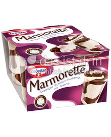 Produktabbildung: Dr. Oetker Marmorette Schokolade 400 g