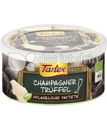 Produktabbildung: Tartex Champagner Trüffel 125 g