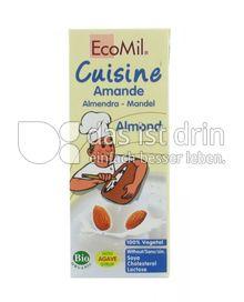 Produktabbildung: EcoMil Cuisine Mandel 200 ml