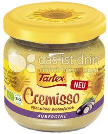 Produktabbildung: Tartex Cremisso Aubergine 180 g