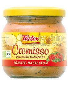 Produktabbildung: Tartex Cremisso Tomate-Basilikum 180 g