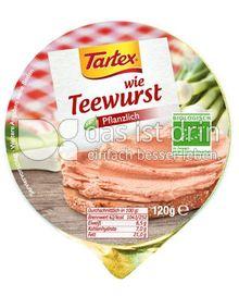 Produktabbildung: Tartex wie Teewurst 120 g