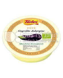 Produktabbildung: Tartex Pâté Gegrillte Aubergine 75 g