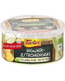 Produktabbildung: Tartex Saison Pastete Ingwer-Zitronengras 125 g