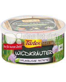 Produktabbildung: Tartex Saison Pastete Wildkräuter 125 g