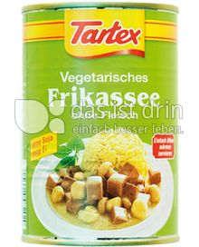 Produktabbildung: Tartex Vegetarisches Frikassee 400 g