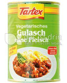 Produktabbildung: Tartex Vegetarisches Gulasch 400 g