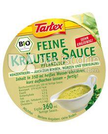 Produktabbildung: Tartex Feine Kräuter Sauce 45 g