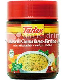 Produktabbildung: Tartex Klare Gemüsebrühe 125 g