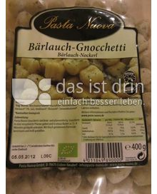 Produktabbildung: Pasta Nuova Bärlauch-Gnocchetti 400 g