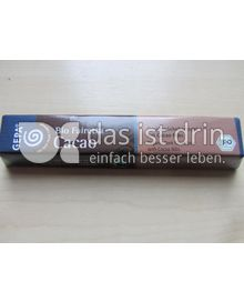 Produktabbildung: GEPA Bio Fairetta Cacao 45 g