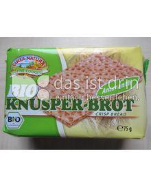 Produktabbildung: Linea Natura Bio Knusper-Brot Amaranth 75 g