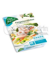 Produktabbildung: Chef Menü Pangasiusröllchen 330 g