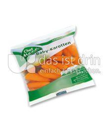 Produktabbildung: Chef Menü Baby-Karotten 200 g