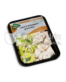 Produktabbildung: Chef Menü Lauch & Champignon geschnitten 200 g