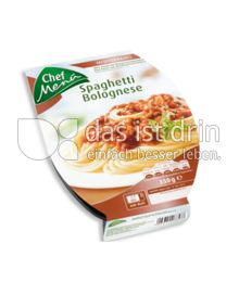 Produktabbildung: Chef Menü Spaghetti Bolognese 450 g