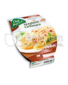 Produktabbildung: Chef Menü Spaghetti Carbonara 350 g