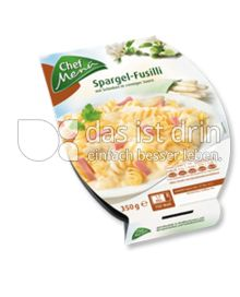 Produktabbildung: Chef Menü Spargel-Fusilli 350 g