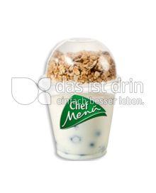 Produktabbildung: Chef Menü Naturjoghurt 230 g