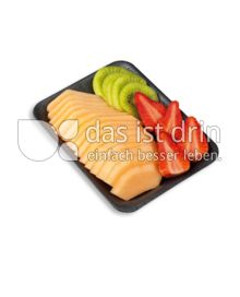 Produktabbildung: Chef Menü Zuckermelone Erdbeer Kiwi Tasse 304 g