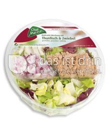 Produktabbildung: Chef Menü Blattsalat-Mischung mit Thunfisch & Zwiebel 200 g